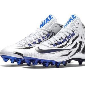 Nike Mens Alpha Pro 2 Football Cleats 14